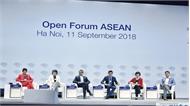 WEF ASEAN 2018 - hội nghị khu vực thành công nhất