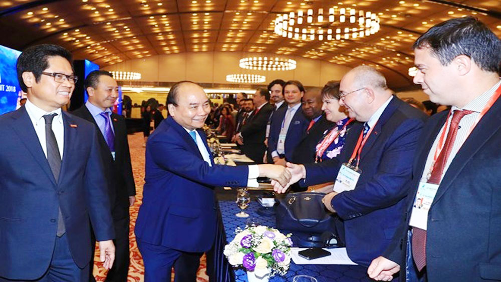 Vietnam aspires to become a prosperous nation: PM