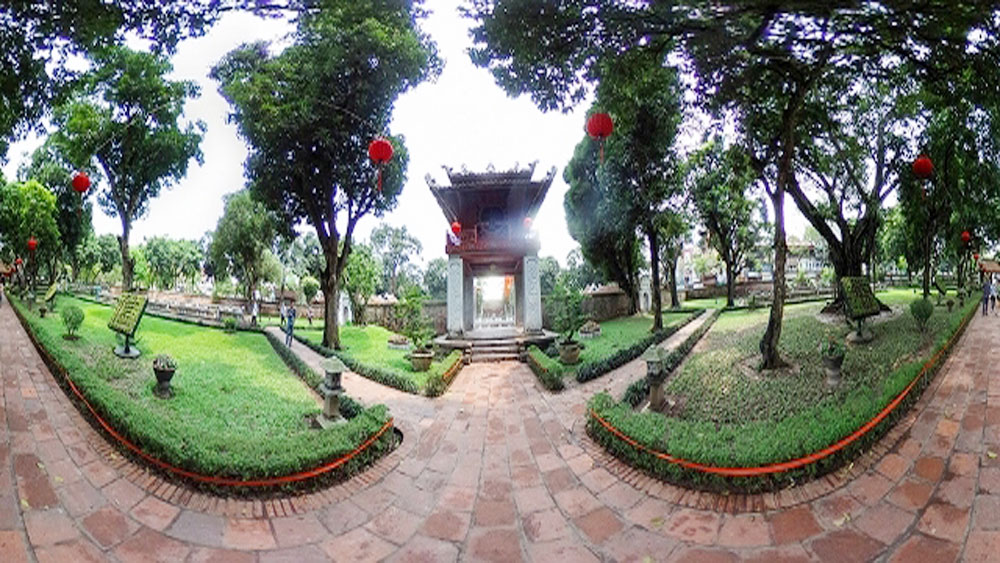 Agreement signed to promote Vietnamese tourism through 360 degree pictures