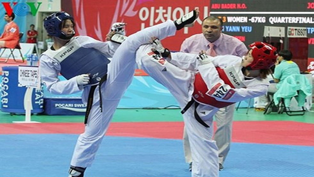 Vietnamese taekwondo athletes to compete at 2018 Canada Open