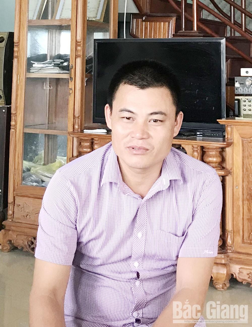 Bắc Giang, Hiệp Hòa, Hoàng Lương, Nguyễn Thế Dương, cây cầu, kênh đào, con đường