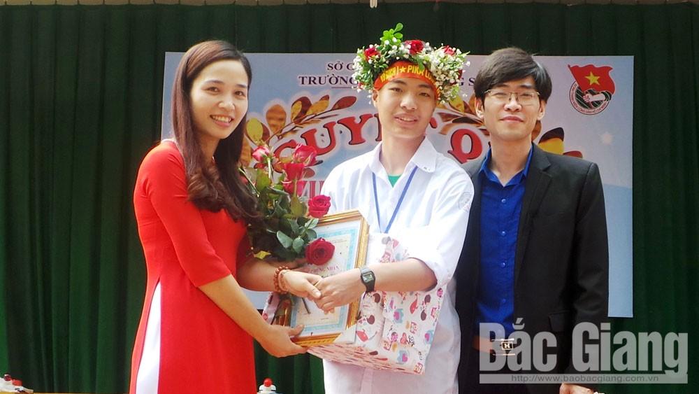 """""""Tuyên kều"""" Trường Phương Sơn"""