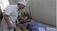 Bệnh viện Đa khoa Bắc Giang lần đầu thực hiện thành công kỹ thuật đặt stent động mạch thận