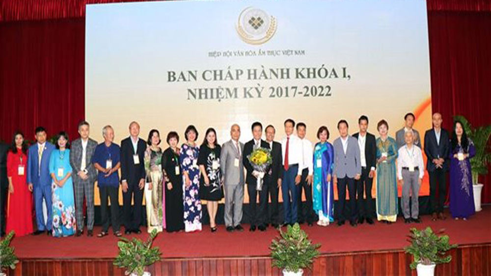 Vietnam Cuisine Culture Association, HCM City, VCCA, operational plan, Vietnamese youngsters, Vietnamese gastronomy, positive factor, economic development, national cultural identity