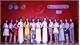 Nữ sinh khoe sắc, tranh tài tại cuộc thi Hoa khôi sinh viên Việt Nam 2018