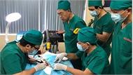 Thử nghiệm thành công thiết bị cầm máu của người Việt
