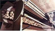 Chuyển hàng trăm tấn khoai tây Trung Quốc khỏi Chợ Nông sản Đà Lạt