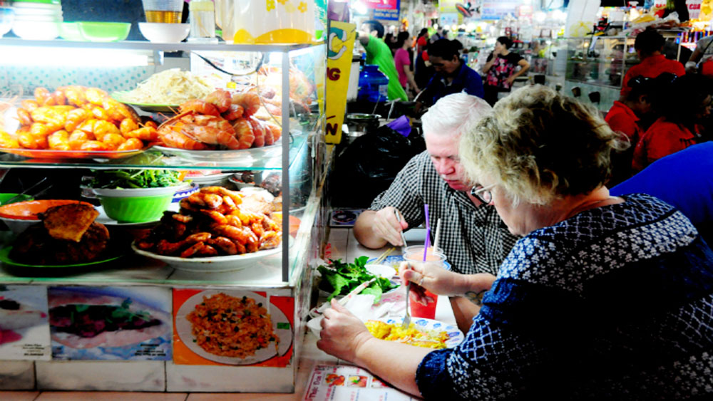 Saigon: new kid on the foodie block