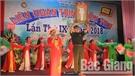Liên hoan, trình diễn thơ 'Miền đất Phượng' tại huyện Yên Dũng năm 2018