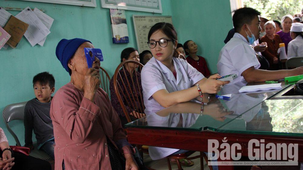 Triển khai lập hồ sơ quản lý sức khỏe người dân