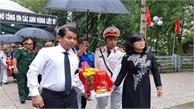 Truy điệu và an táng hài cốt liệt sĩ hy sinh tại huyện Tân Phú, Đồng Nai