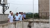 HĐND tỉnh Bắc Giang giám sát tại huyện Yên Dũng: Gắn phát triển sản xuất với bảo vệ môi trường