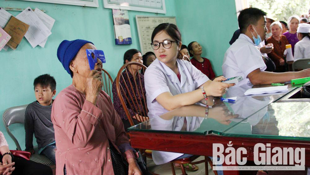 Personal health records created for Viet Yen's residents