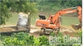 Bắc Giang: Bất chấp lệnh cấm, vẫn ngang nhiên khai thác cát, sỏi trong mùa mưa lũ