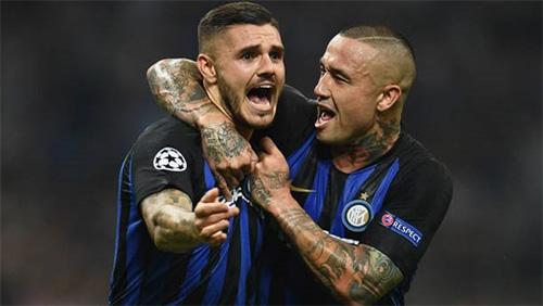 Icardi ghi siêu phẩm, Inter ngược dòng ngoạn mục trước Tottenham