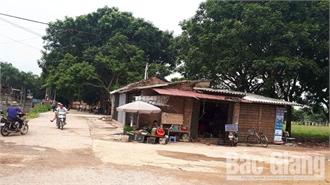 Xã Ngọc Thiện (Tân Yên): Cần sớm giải tỏa, thu hồi lại đất công