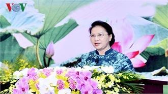 Chủ tịch Quốc hội dự Đại hội Các cơ quan kiểm toán tối cao lần thứ 14