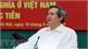 """Hội thảo """"Tiêu chí nền kinh tế thị trường định hướng xã hội chủ nghĩa ở Việt Nam- Lý luận và thực tiễn"""""""
