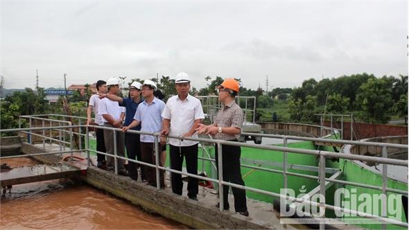 Khẩn trương khắc phục vi phạm về môi trường tại các khu công nghiệp