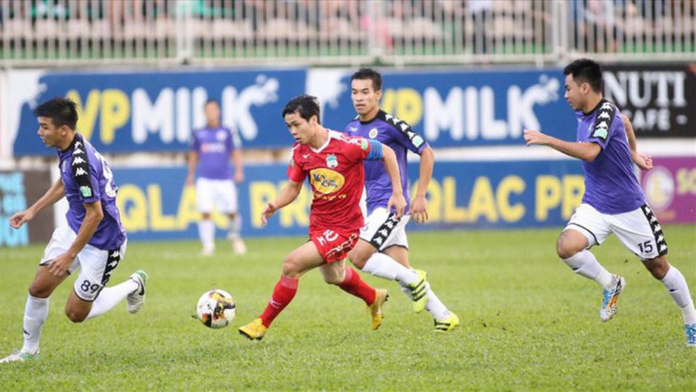 """HAGL thua 3-5 trong trận """"nội chiến U23"""" với Hà Nội"""