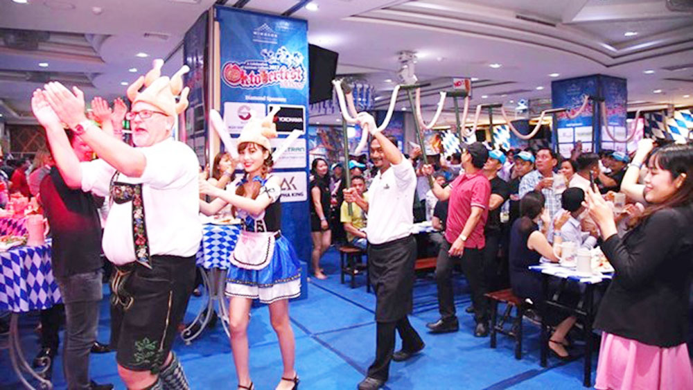 Oktoberfest Vietnam 2018 to kick off on October 3