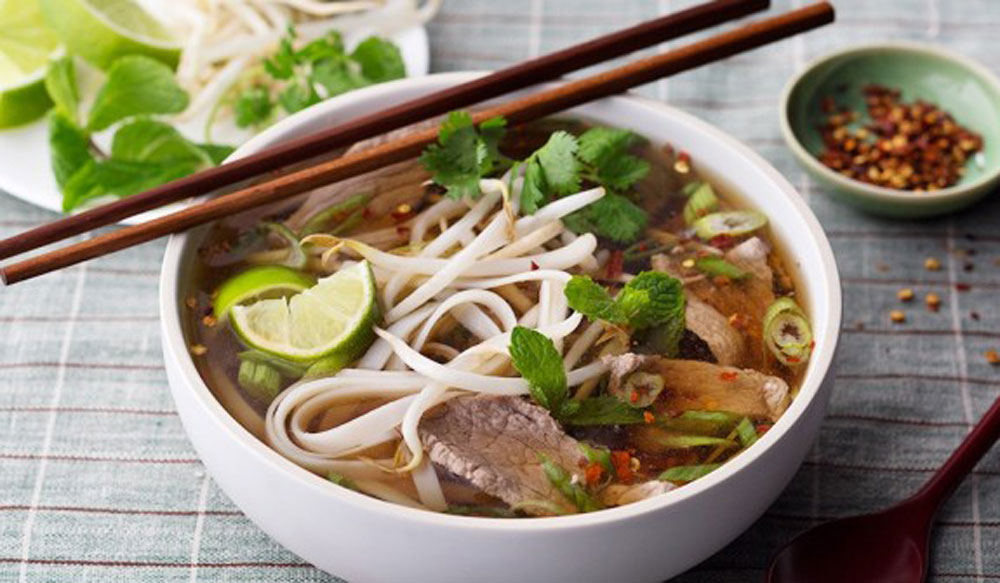 Vietnam, signature dishes, Ukraine, Fried spring rolls, Pho, training programme, food specialists, training and culture