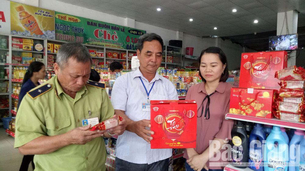 Sơn Động: Xử phạt các cơ sở không đủ điều kiện vệ sinh an toàn thực phẩm