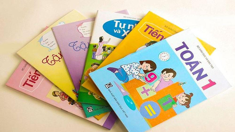Bộ Giáo dục và Đào tạo kiểm tra Nhà xuất bản Giáo dục theo yêu cầu của đại biểu Quốc hội