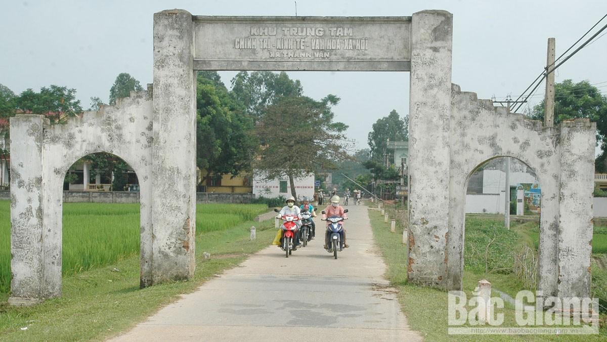Cổng làng, biểu tượng, quê hương