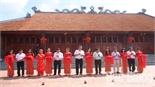 Khánh thành đình Nội Ninh, xã Ninh Sơn
