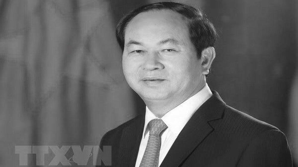 President Tran Dai Quang passes away, aged 62