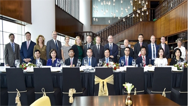 Vietnam hopes for stronger cooperation with EU