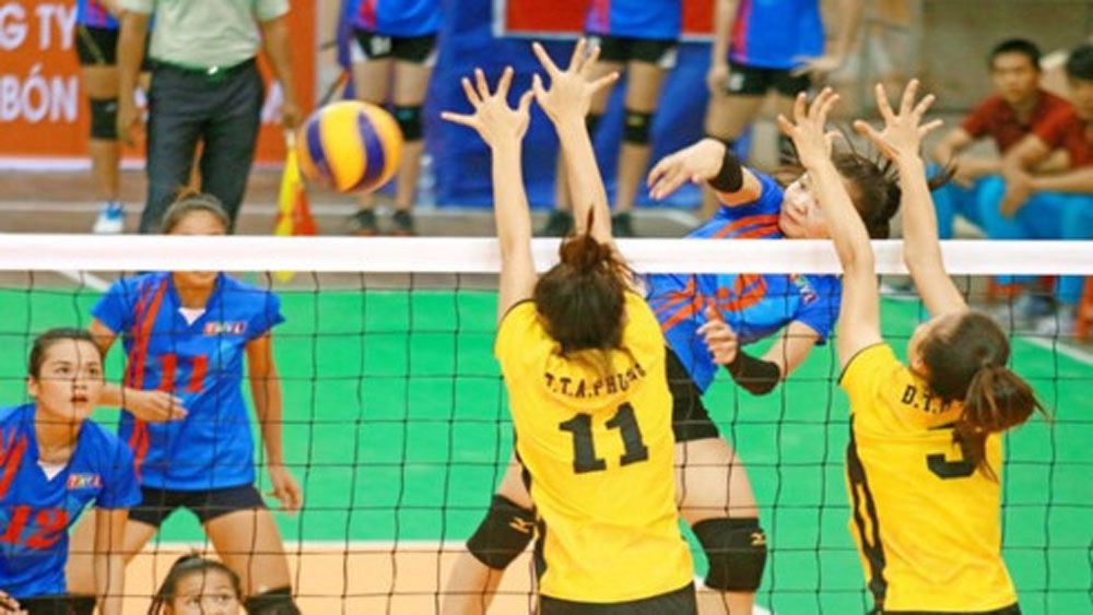 Vinh Long television volleyball cup to start