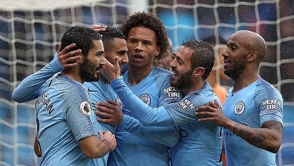 Cardiff City 0-5 Man City: The Citizens trút giận lên tân binh mới lên hạng
