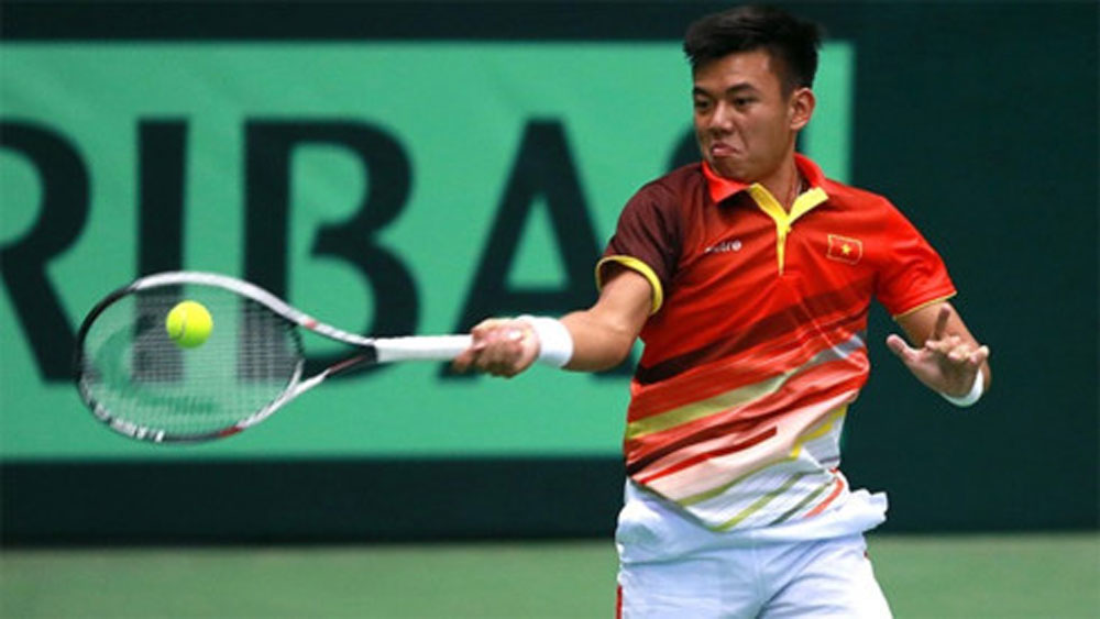 Nam enters quarter-finals of Spain F28 Futures