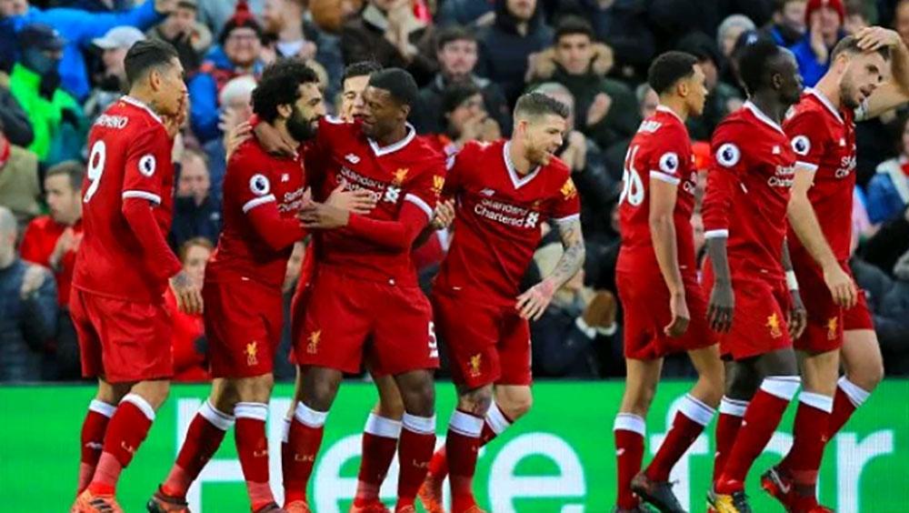 Liverpool 3–0 Southampton: Salah lập công
