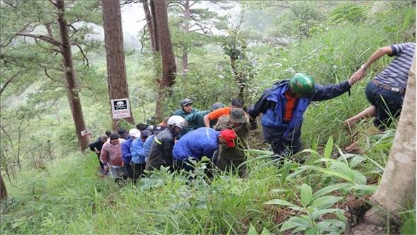 Tạm ngừng tour du lịch vượt thác ở Đà Lạt sau vụ du khách Hàn Quốc tử nạn