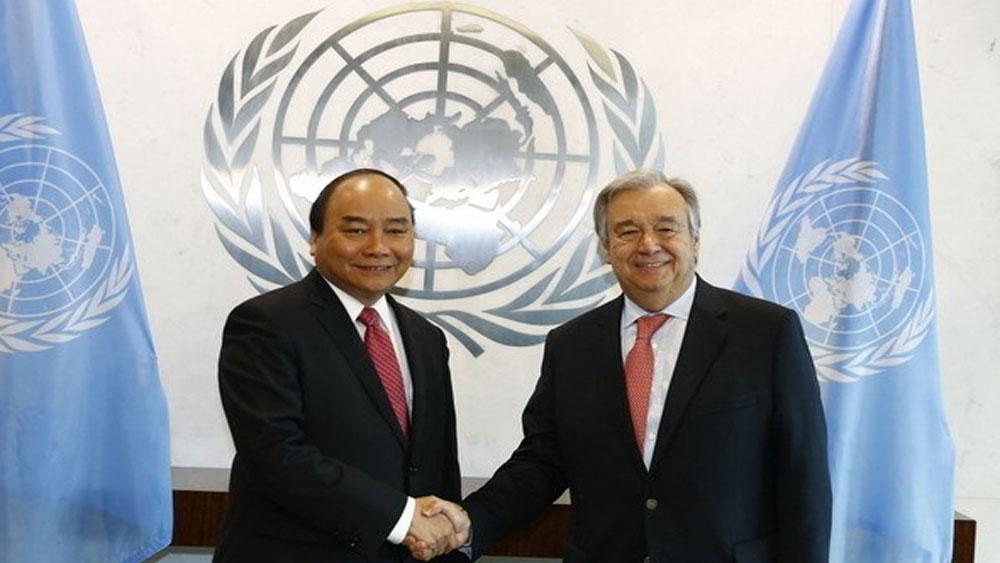 Việt Nam phát huy vai trò tích cực tại diễn đàn đa phương Liên Hợp quốc