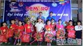 Sơn Động: Tổ chức Tết Trung thu và trao học bổng cho học sinh nghèo