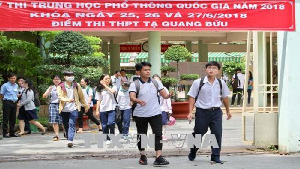 Giải trình về tuyển dụng, sử dụng giáo viên và tổ chức kỳ thi THPT quốc gia