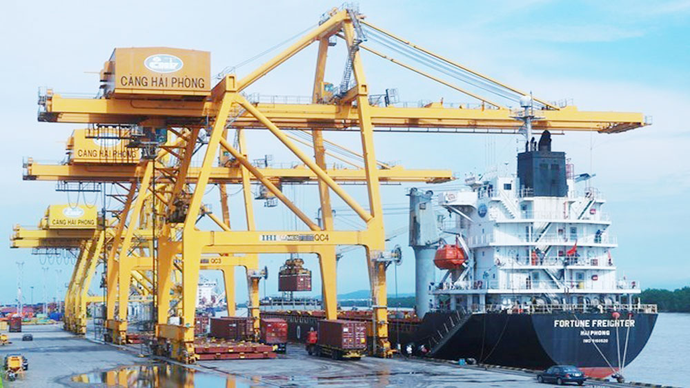 Vietnam records nearly 5.6 billion USD in trade surplus