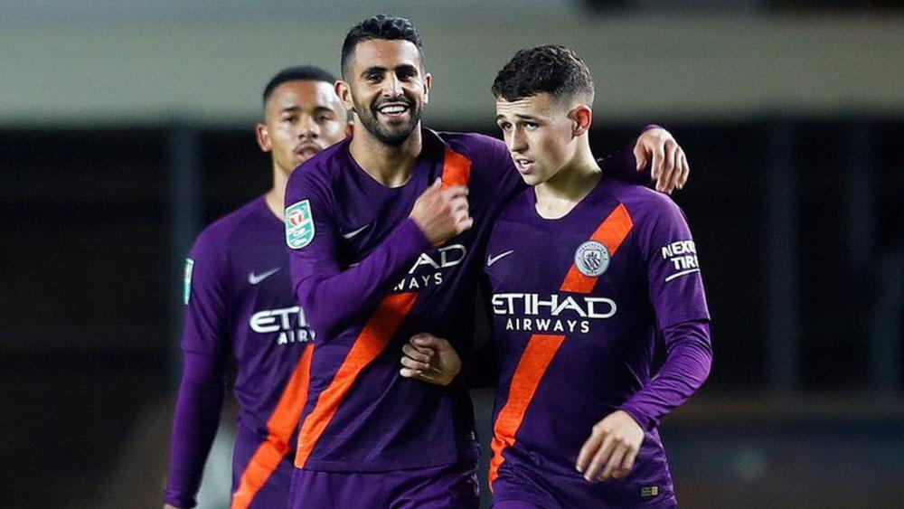 Đè bẹp Oxford, Man City chứng tỏ sức mạnh nhà đương kim vô địch League Cup
