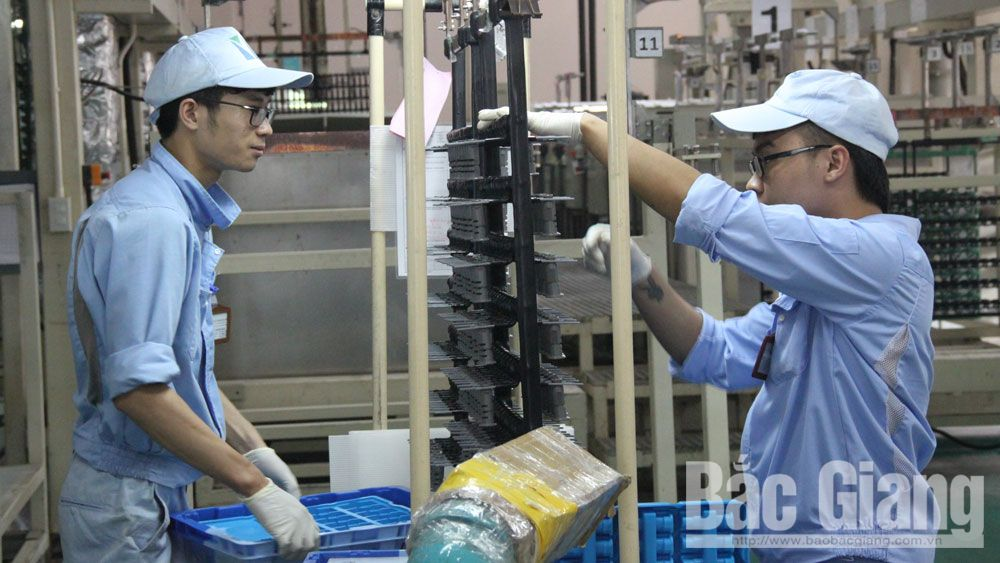 Bac Giang lures several projects invested by Korea, China and Japan