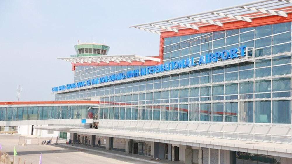 Van Don International Airport to open in December