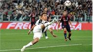 """Juventus 2-0 Bologna: """"Truyền nhân Messi"""" lu mờ Ronaldo"""
