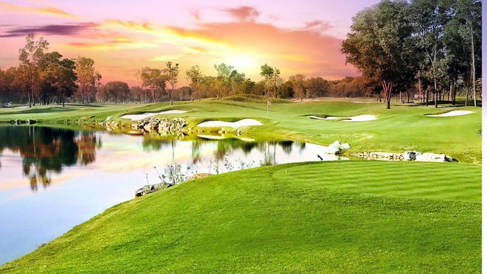 Foreign players, BRG, Golf Hanoi Festival, Kings Course, qualified professionals, quality conditions, royal and ancient game
