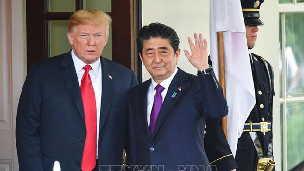 Đại hội đồng LHQ khóa 73: Mỹ, Nhật Bản khởi động đàm phán thương mại