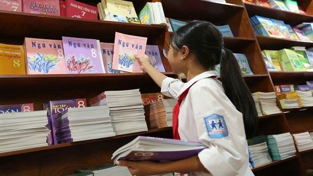 Chưa thay sách giáo khoa lớp 1 từ năm học 2019-2020