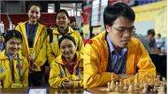 Cờ vua Việt Nam toàn thắng tại giải Olympiad