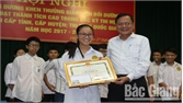 Hiệp Hòa khen thưởng giáo viên bồi dưỡng, học sinh đạt thành tích cao trong các kỳ thi